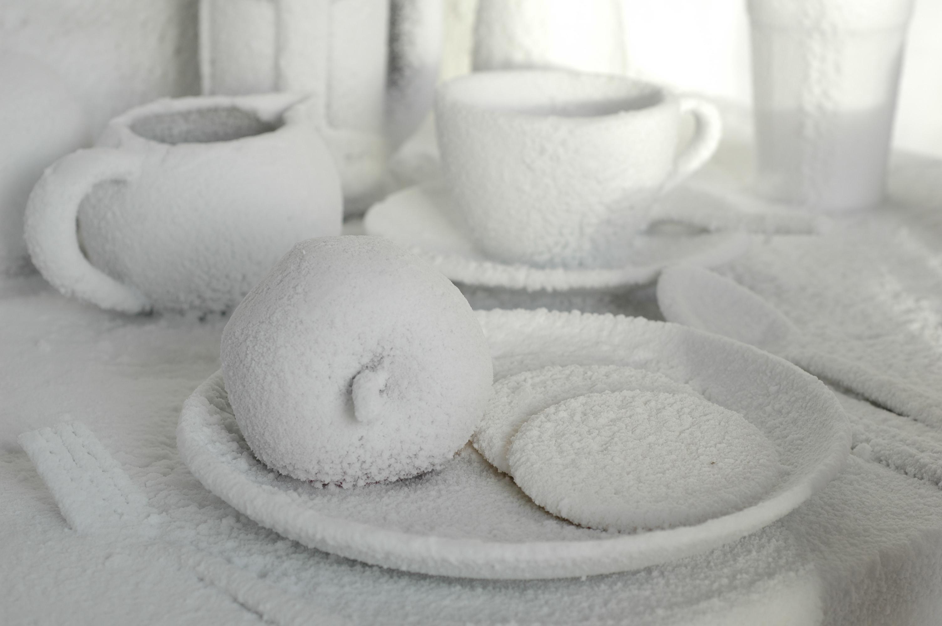 Camera – Ice Wax White